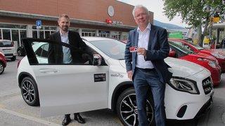 Sierre: pour étoffer son offre, Mobility lance un partenariat avec l'UPSA et le Centre Automobile Hediger & D'Andrès