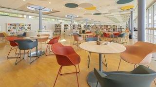 A Brigue, la Médiathèque Valais inaugure un café pour «bien vivre ensemble»