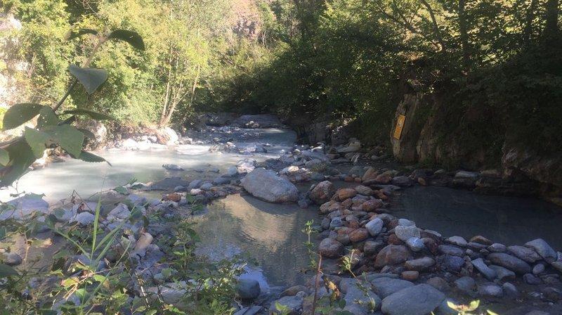 Hérens: les eaux de Combioula concédées aux Thermes de la Dixence
