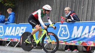 Jeux européens de Minsk - cyclisme: première médaille d'or suisse avec Marlen Reusser sur le contre-la-montre