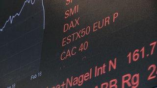 Suisse-UE: Berne prête à riposter si l'équivalence boursière n'est pas prolongée