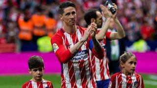 Football: l'attaquant espagnol Fernando Torres met un terme à sa carrière