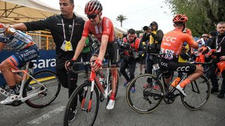 Cyclisme: le Néerlandais Tom Dumoulin ne participera pas au Tour de France