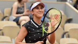 Tennis - WTA à Majorque: Belinda Bencic se rebelle et file en finale
