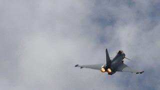 Collision entre deux avions de chasse Eurofighter en Allemagne: un mort