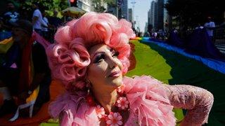 Une Gay Pride pied de nez à Bolsonaro