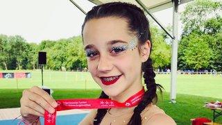 Gymnastique: Géraldine Squaratti en or à la Fête fédérale