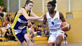 Basket: Alexia Dizeko passe d'Hélios au BBC Troistorrents