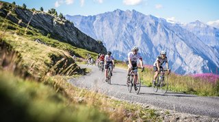 Crans-Montana accueillera un festival du cyclisme alpin durant quatre jours