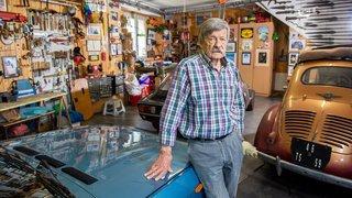 Jean-Claude Rudaz, le pilote qui a troqué son volant de F1 pour les commandes d'un Boeing