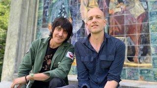 Savièse: Marc Aymon et Jérémie Kisling croisent leurs talents au Baladin