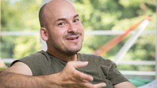 Alexandre Jollien: «Maintenant, je suis réconcilié avec la vie simple et la légèreté»