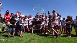 Rugby: les Mermigans sacrées championnes de Suisse de LNA