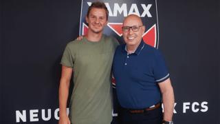 Le défenseur André Neitzke rejoint Neuchâtel Xamax