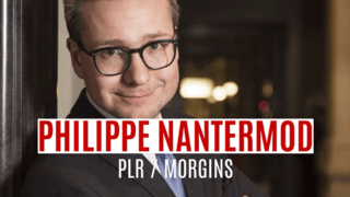 Le bilan de Philippe Nantermod en un clin d'oeil