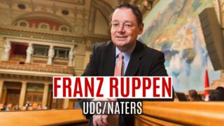 Le bilan de Franz Ruppen en un clin d'oeil