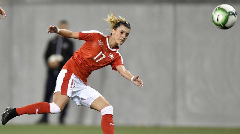 Florijana Ismaili, joueuse de l'équipe suisse de football, a disparu dans le lac de Côme