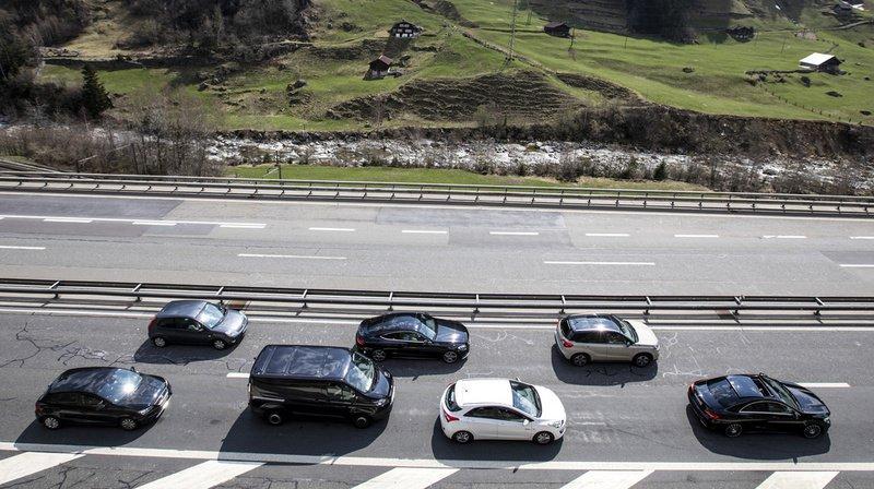 Trafic routier: le début des vacances est encore peu marqué par les bouchons