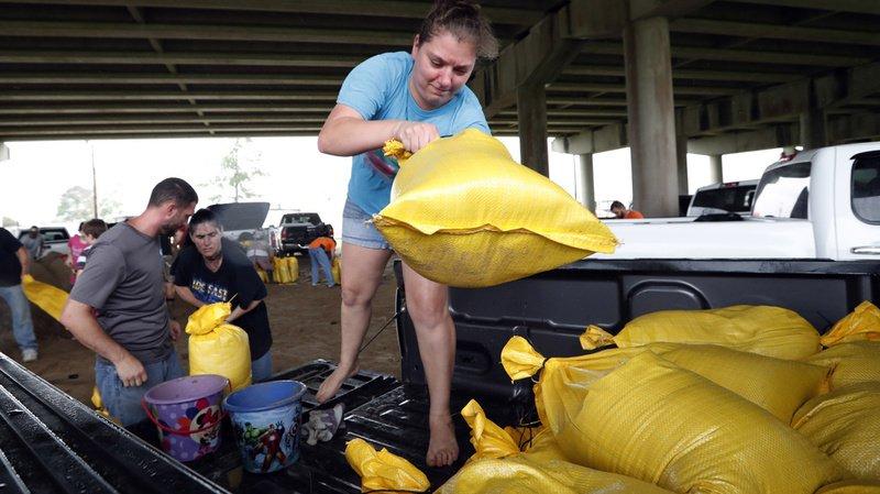 La Louisiane fait le dos rond en attendant l'arrivée d'un ouragan