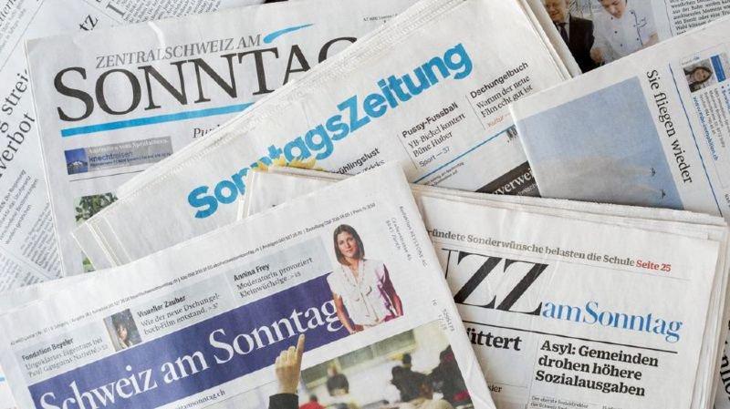 Revue de presse: 10 milliards par an pour les réformes de la santé, les erreurs comptables de la SSR, Pilatus dans la tourmente,… les titres de ce dimanche