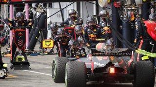 Formule 1: 1''91 pour changer 4 roues, Red Bull a battu son propre record