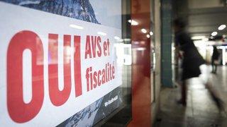 Votations du 19 mai: la réforme des entreprises a facilement passé le cap grâce à l'AVS