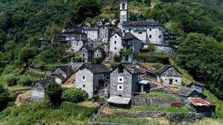 Le SOS des villages  de montagne