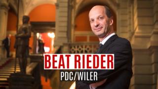 Le bilan de Beat Rieder en un clin d'oeil