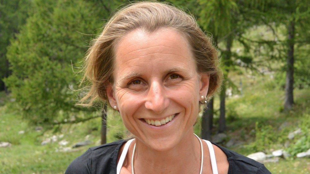 Blanche Mathey, cheffe de projet à la Fondation pour le développement durable des régions de montagne.