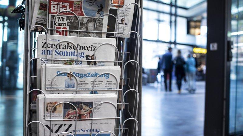 Revue de presse: les tweets de Béglé, le sponsoring du DDPS ou les données d'UBS...les titres de ce dimanche