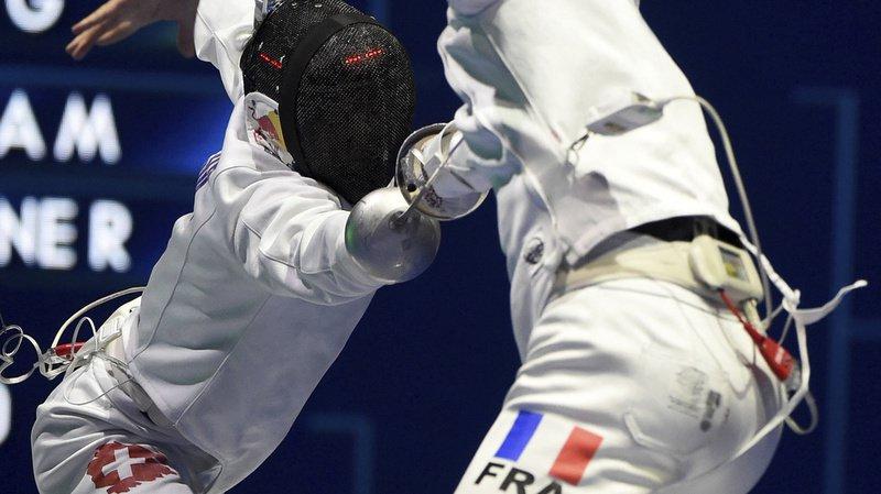 Escrime - Mondiaux de Budapest: Heinzer et Steffen, les meilleurs épéistes suisses, sortis en 16es de finale