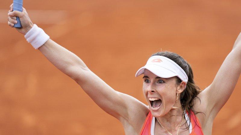 Tennis - Ladies Open de Lausanne: la Française Alizé Cornet rejoint sa compatriote Fiona Ferro en finale