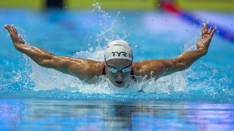 Maria Ugolkova a été éliminée en demi-finales des Mondiaux de natation de Gwangju.