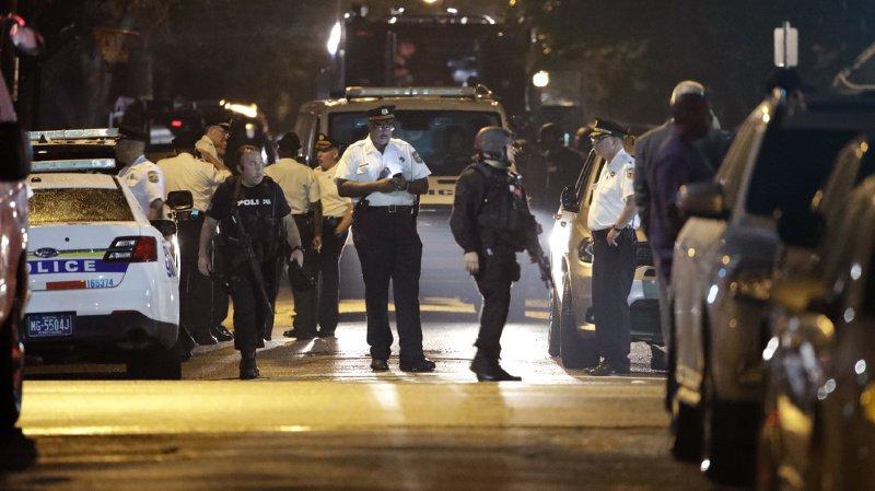 Etats-Unis: six policiers blessés dans une fusillade à Philadelphie