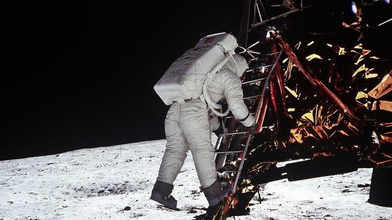 Confidences de ceux qui ont marché sur la Lune