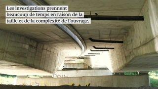 Le viaduc de Riddes restera fermé pour plusieurs mois aux poids lourds