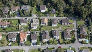 Immobilier: les prix des logements ont continué de progresser en Suisse