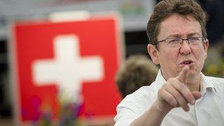 Fédérales 2019: pour l'UDC, la Suisse n'est plus un pays sûr