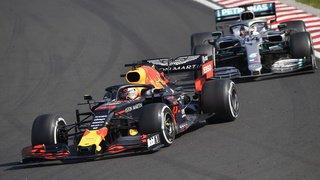 Formule 1 - GP de Hongrie: Hamilton s'impose devant Verstappen