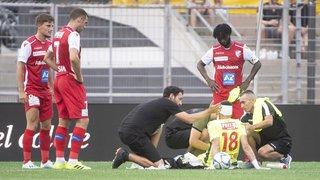 FC Sion: trois nouveaux patients à l'infirmerie