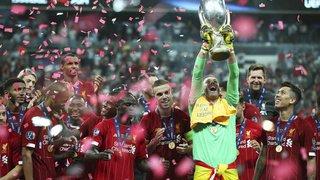 Football – Supercoupe d'Europe: Liverpool s'impose aux tirs au but face à Chelsea