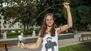 Angeline favre et la Suisse 14es