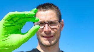 Médecine: des circuits biodégradables créés par l'EPFL pour diffuser des antidouleurs dans le corps
