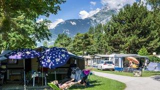 Les atours du camping