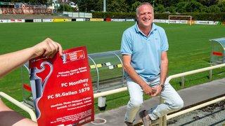 La fête promet d'être belle pour le FC Monthey qui reçoit Saint-Gall en Coupe Suisse