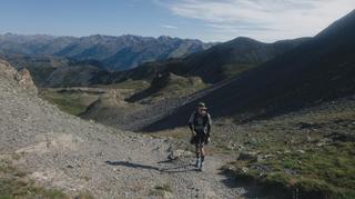 Trail: Robin Fournier, de Saint-Gingolph à Nice en 8 jours et 16 heures