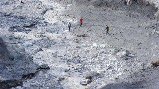 Laves torrentielles à Chamoson: les recherches se poursuivent