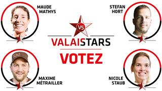 ValaiStars: élisez la personnalité du mois de juillet!
