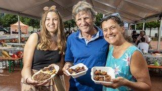 Monthey: un voyage au pays des saveurs lors du World Food Festival