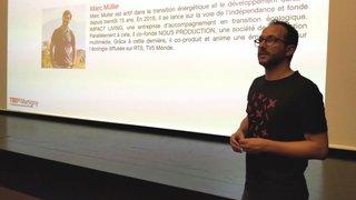 Les conférences TEDx déménagent au centre de Martigny